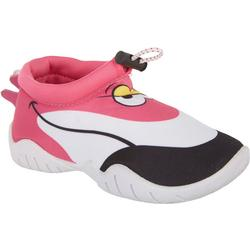Girls Sea Pals Flamingo Water Shoes