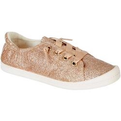 Girls Lollie Rose Gold Sneakers