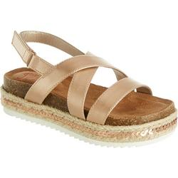 Girls Lanza Platform Sandals