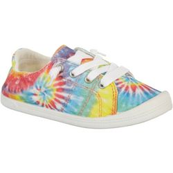 Girls Lollie Tie Dye Casual Shoes