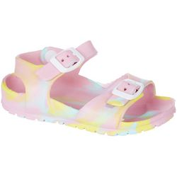 JESCO Big Girls K-FATEGO Sandals