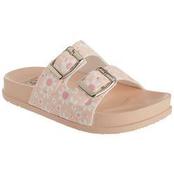 JESCO Footwear Big Girls' K-Fatia Floral