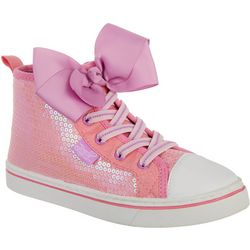 JOJO Girls High Top Sneaker