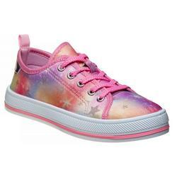 Little Girls Tie Dye Sneakers