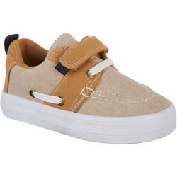 Legendary Laces Toddler Boys Tyler Boat Shoe
