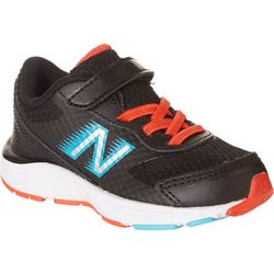 New Balance Toddler Boys 680 V6 Wide Athletic Shoes