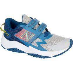 Lttle Boys Rave Run Athletic Shoes