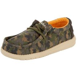 Wally Youth Casual Shoes