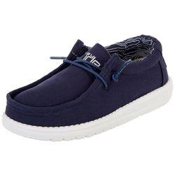 Hey Dude Boys Wally Youth Casual Shoes