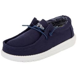 Boys Wally Youth Casual Shoes