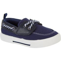 Carters Kids Cosmo Slip On Boat Shoes