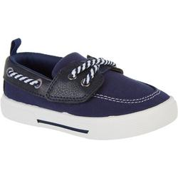 Kids Cosmo Slip On Boat Shoes