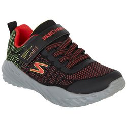 Skechers Boys Nitro Sprint Athletic Shoes