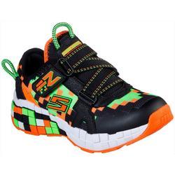 Boys Mega-Craft-Cubotrons Sneakers