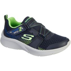 Skechers Boys Microspec Athletic Shoes