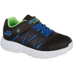 Skechers Boys Dynamic Flash Athletic Shoes