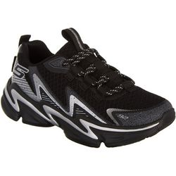 Skechers Boys Wavetronic Athletic Shoes