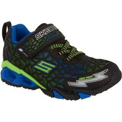 Skechers Boys Hydro Lights-Tuff Athletic Shoes