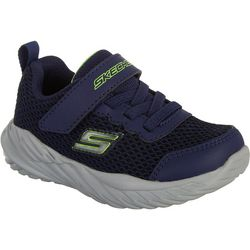 Skechers Toddler Boys Nitro Sprint Athletic Shoes