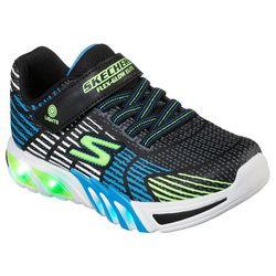 Skechers Boys Flex Glow Elite Athletic Shoes