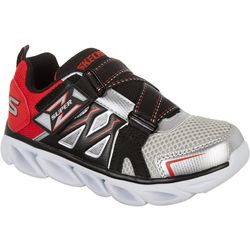 Skechers Boys S Lights Hypno-Flash 3.0 Athletic Shoes