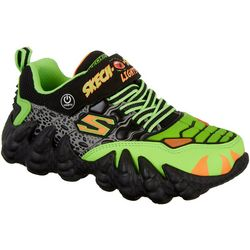 Skechers Boys Skech-O-Saurus Monster Athletic Shoes