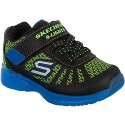 Skechers Toddler Boys Hydro Lights Athletic Shoes