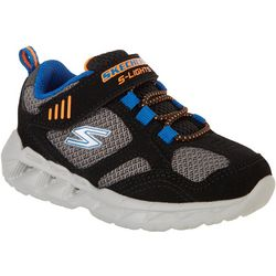Skechers Boys Magna Lights Athletic Shoes