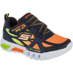 Skechers Kids Flex-Glow Lowex Sneakers
