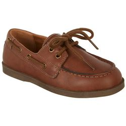 Boys Jacob-LE Boat Shoes
