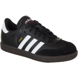 Adidas Big Boys Samba Classic Athletic Shoes