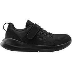 Kids Essential Black Sneakers