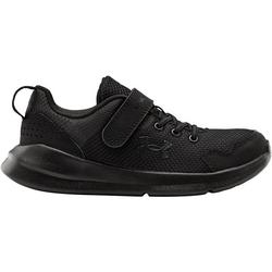 Kids Essential Black Sneakers