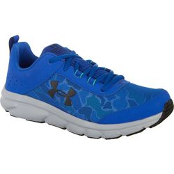 Boys Assert 8 Lace Up Athletic Shoes