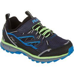Fila Boys TKO-TR 7.0 Strap Athletic Shoes
