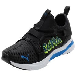 Big Boys Softride Rift Slipon Street Art Athletic Shoes