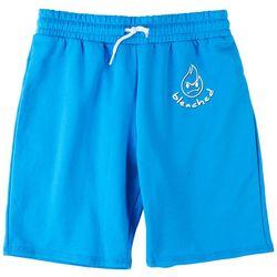 Bleached Big Boys Solid Logo Shorts