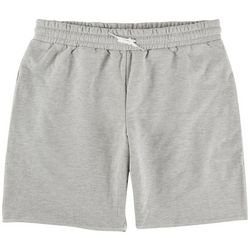 Bleached Big Boys Solid Shorts