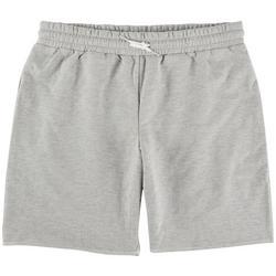 Big Boys Solid Shorts