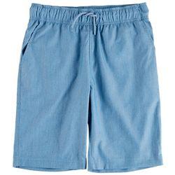 Hollywood Big Boys Tech Shorts