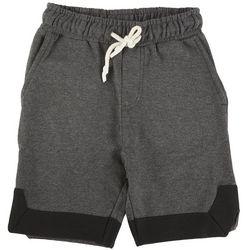 Reverse Threads Little Boys Hardaway Shorts