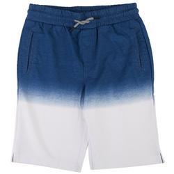 Big Boys Harris Dip Dye Shorts
