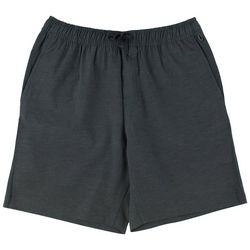 Burnside Big Boys Hybrid Pull-On Solid Shorts