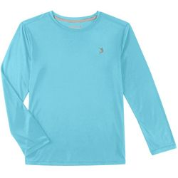 Reel Legends Big Boys Freeline Long Sleeve T-Shirt
