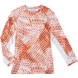 Reel Legends Little Boys Keep It Cool Digital Flash T-Shirt