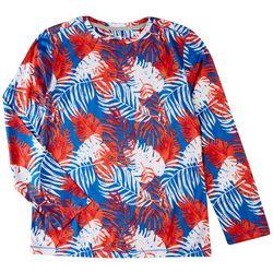 Reel Legends Big Boys Reel-Tec Eternal Vacation T-Shirt