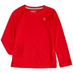 Little Boys Freeline Pointelle T-Shirt
