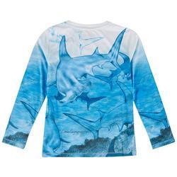 Little Boys Lea Szymanski Hammerhead T-Shirt