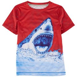 Reel Legends Little Boys Lea Szymanski Great Bite T-Shirt