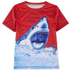 Reel Legends Big Boys Lea Szymanski Great Bite T-Shirt